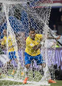 Partida entre Brasil e México pela Copa do Mundo 2018
