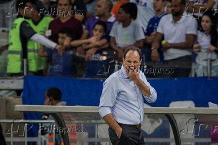 Cruzeiro X São Paulo