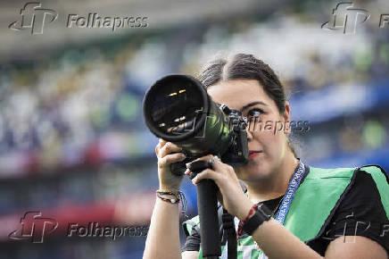 A fotógrafa mexicana Alejandra Soares
