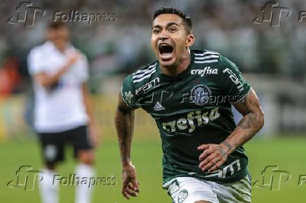 Dudu, jogador do Palmeiras