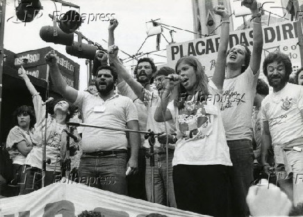 Campanha pelas Eleições Diretas 1984 (Diretas Já)