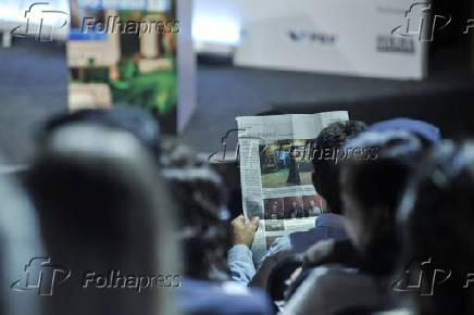 Seminários Folha - 5º Fórum A Saúde no Brasil