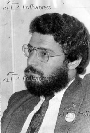 deputado federal Dante de Oliveira (PMDB-MT), autor da emenda que propõe o restabelecimento das eleições diretas