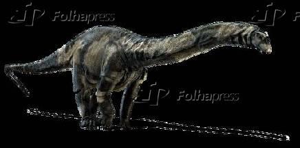 Dinossauro saurópode