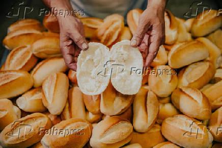 Os pães da padaria Saint Germain