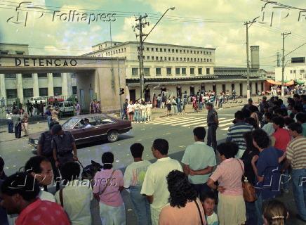 Massacre do Carandiru: policiais,
