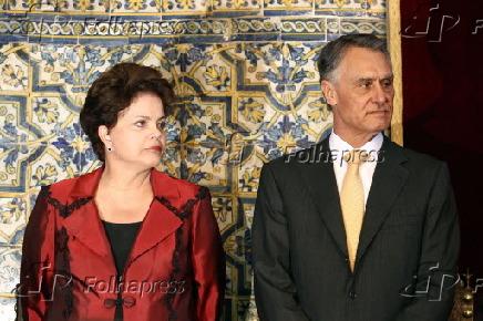Lula durante homenagem em Coimbra