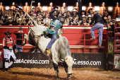 Prova da Festa do Peão de Boiadeiro em Barretos (SP);