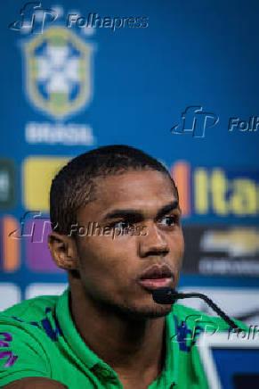 Seleção Brasileira - Douglas Costa