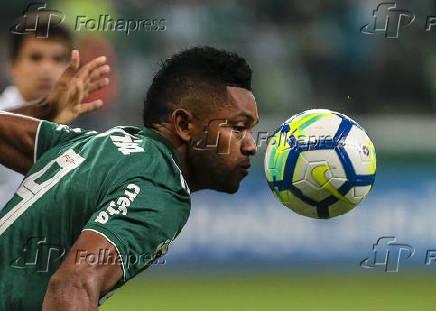 Borja, jogador do Palmeiras