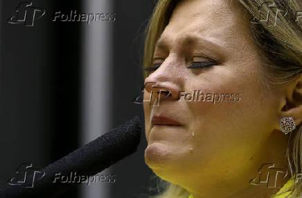 Deputada federal Joice Hasselmann (PSL-SP)