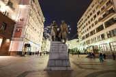 Monumento de Stanislavsky e Nemirovich-Danchenko