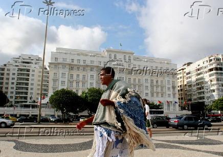 PESQUISA / AMBULANTES / RIO DE JANEIRO