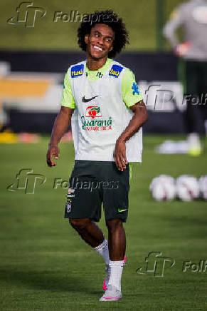 Seleção Brasileira - Willian