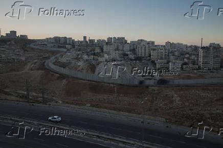 Muros - Cisjordânia/Israel