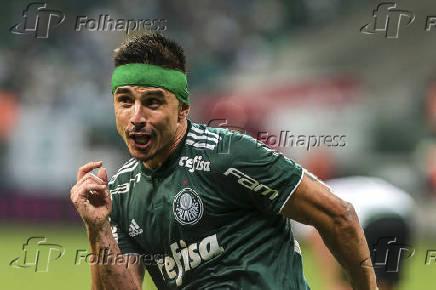Willian, jogador do Palmeiras