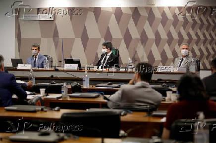 CPI da Covid no Senado Federal