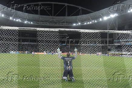 Jefferson, goleiro do Botafogo-RJ