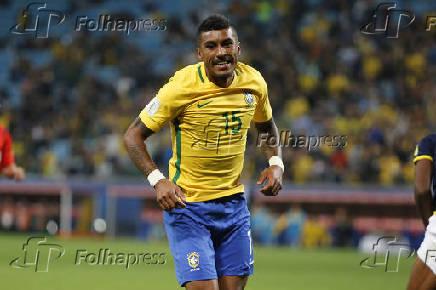Seleção Brasileira - Paulinho