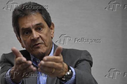 Entrevista exclusiva com Roberto Jefferson, presidente nacional do PTB
