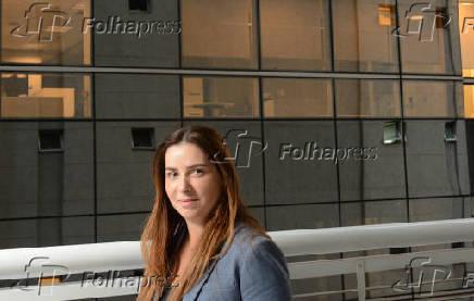 A empresária Sara Delfim