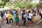 Indígenas da aldeia Forte (PB) são vacinados contra a Covid