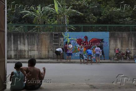 Muros Brasil/Brasil