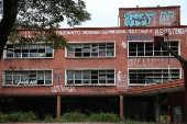 Imóvel onde funcionou o colégio Equipe