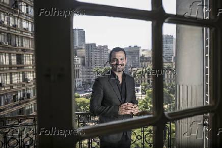 O novo secretário de Cultura de São Paulo, Alê Youssef