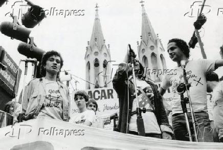 Campanha pelas Eleições Diretas 1984 (Diretas-Já)