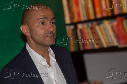 Lançamento do livro ''Caro Chanceler'', de Bolívar Moura Rocha