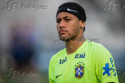Seleção Brasileira - Neymar