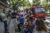 Incêndio no Incor (Instituto do Coração) de São Paulo