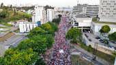 Ato em defesa da democracia em Salvador