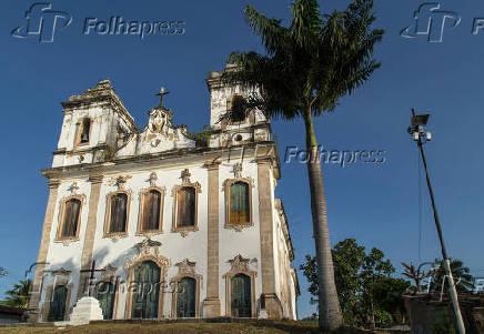 Igreja Matriz de Santiago do Iguape