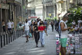 Rua 7 de Abril, na região central da capital paulista