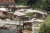 Reintegração de posse na favela do Cantareira (SP)