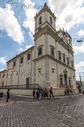 A Igreja Matriz de Nossa Senhora de Nazaré