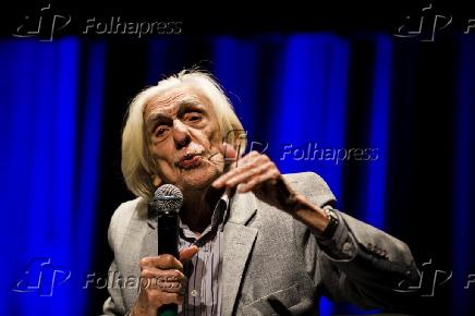 O poeta Ferreira Gullar