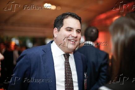 Luiz Gustavo Bichara na festa do Bichara Advogados