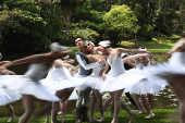 Bailarinos da São Paulo Companhia de Dança