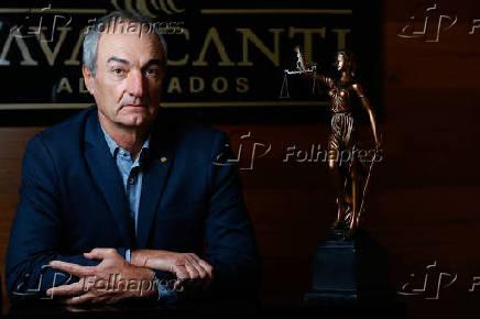 O empresário e advogado Paulo Cavalcanti