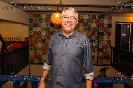 Festa de aniversário de Alexandre Padilha no restaurante Dona Quentinha (SP)