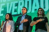 Lançamento de candidatura presidencial de Jair Bolsonaro