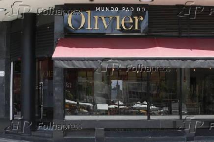 Fachada da loja Mundo Pão do Oliver