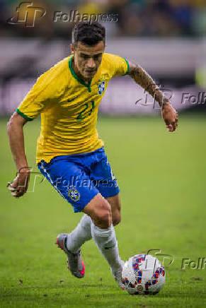 Seleção Brasileira - Philippe Coutinho