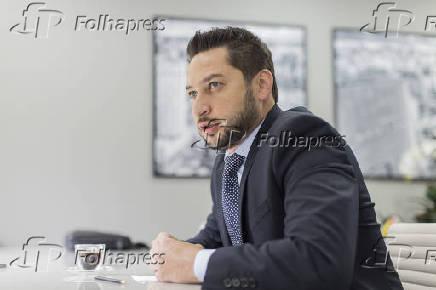 Entrevista com o novo presidente Estadual do PSDB-SP, Marco Vinholi