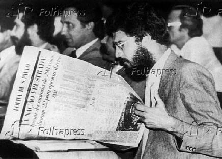 O deputado federal Dante de Oliveira (MT)