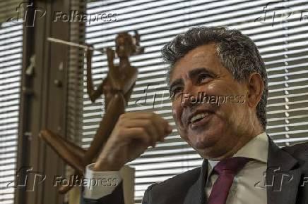 Entrevista com João Antonio da Silva Filho, conselheiro do Tribunal de Contas do Município